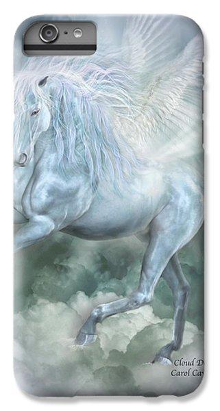 Pegasus iPhone 6 Plus Case - Cloud Dancer by Carol Cavalaris