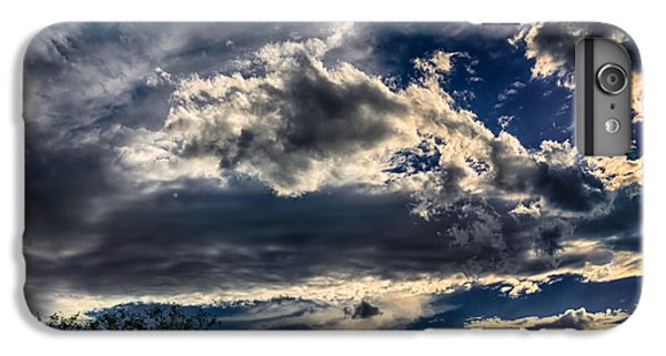 IPhone 6 Plus Case featuring the photograph Cloud Drama by Mark Myhaver