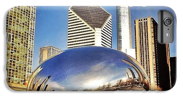 Cloud Gate chicago Bean Sculpture IPhone 6 Plus Case