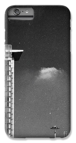 IPhone 6 Plus Case featuring the photograph Cloud Lamp Building by Silvia Ganora