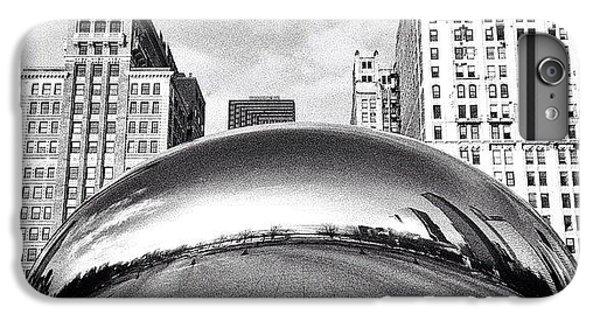 Architecture iPhone 6 Plus Case - Chicago Bean Cloud Gate Photo by Paul Velgos