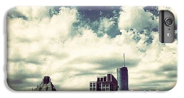 Architecture iPhone 6 Plus Case - Clouds by Jill Tuinier