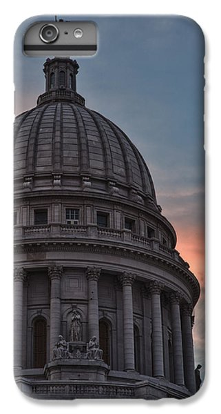 Clouds Over Democracy IPhone 6 Plus Case
