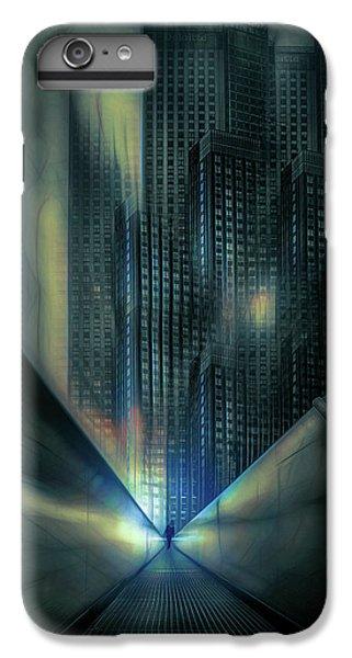Building iPhone 6 Plus Case - Cold Architecture by Stefan Kierek