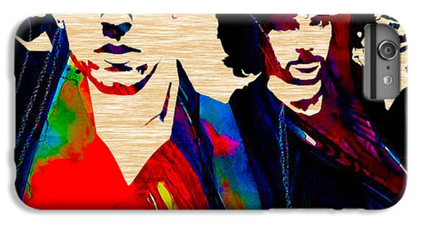 Coldplay Collection IPhone 6 Plus Case by Marvin Blaine