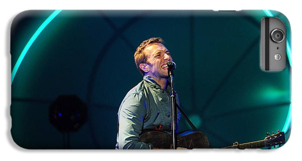 Coldplay IPhone 6 Plus Case by Rafa Rivas
