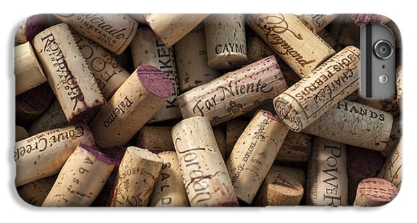 Collection Of Fine Wine Corks IPhone 6 Plus Case by Adam Romanowicz