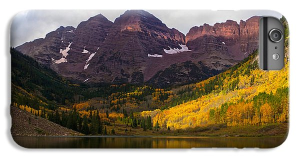 Colorado 14ers The Maroon Bells IPhone 6 Plus Case