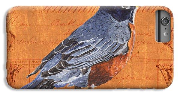 Colorful Songbirds 2 IPhone 6 Plus Case