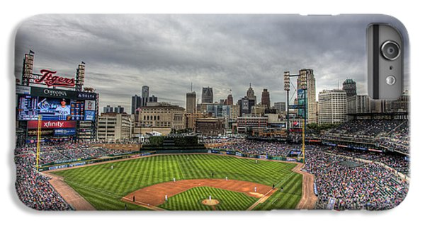 Comerica Park Home Of The Tigers IPhone 6 Plus Case