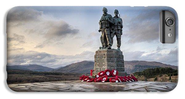 Commando Memorial At Spean Bridge IPhone 6 Plus Case