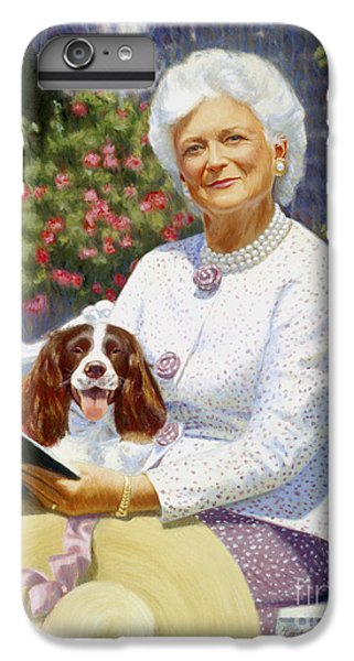 Companions In The Garden IPhone 6 Plus Case by Candace Lovely