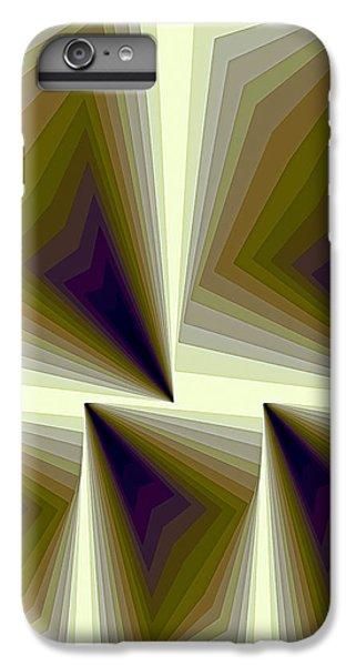 Composition 166 IPhone 6 Plus Case