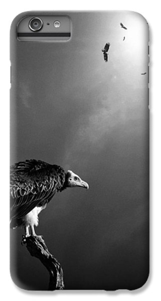 Conceptual - Vultures Awaiting IPhone 6 Plus Case