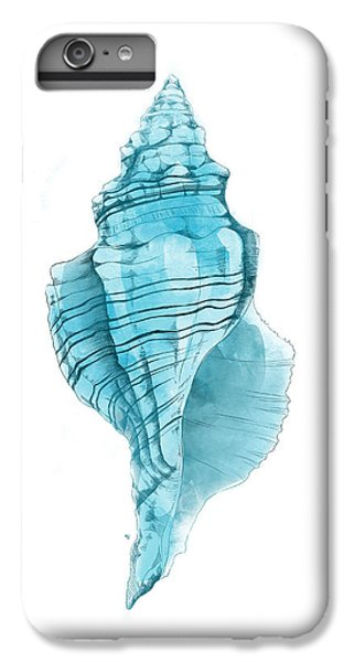 Beach iPhone 6 Plus Case - Conch by Randoms Print