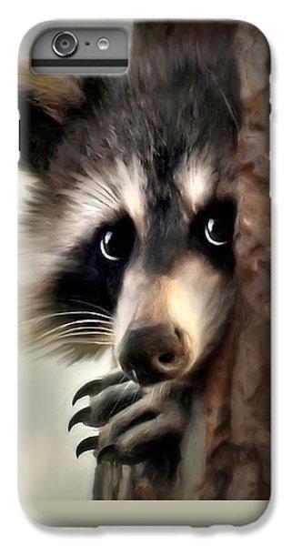 Conspicuous Bandit IPhone 6 Plus Case by Christina Rollo