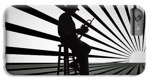 Cool Jazz 2 IPhone 6 Plus Case by Bedros Awak