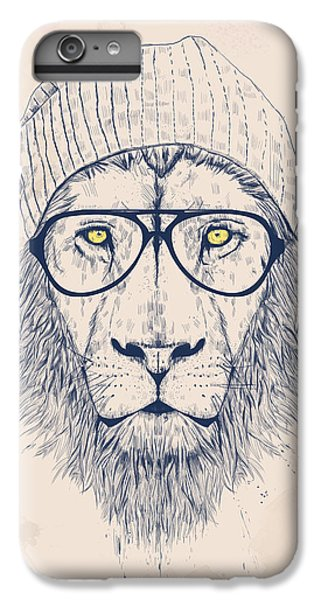 Cool Lion IPhone 6 Plus Case by Balazs Solti