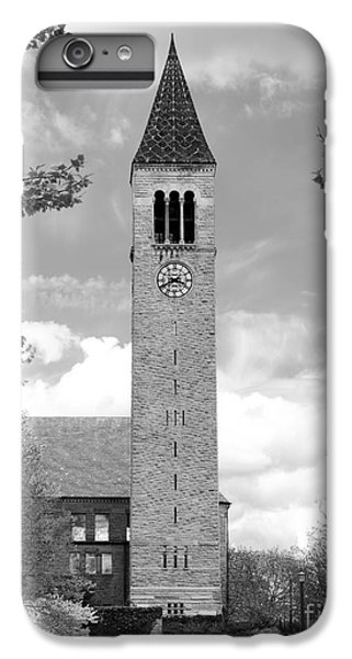 Cornell University Mc Graw Tower IPhone 6 Plus Case by University Icons