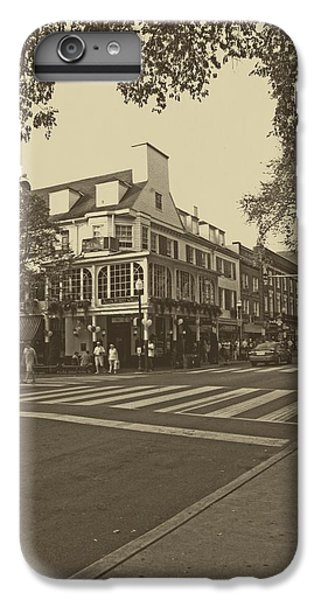 Penn State University iPhone 6 Plus Case - Corner Room by Tom Gari Gallery-Three-Photography