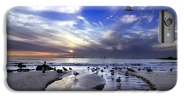 Corona Del Mar IPhone 6 Plus Case by Sean Foster