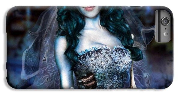 Corpse Bride IPhone 6 Plus Case by Alessandro Della Pietra