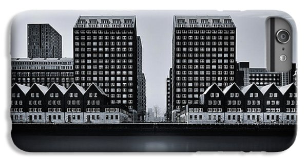 Building iPhone 6 Plus Case - Corridor by Ercan Sahin