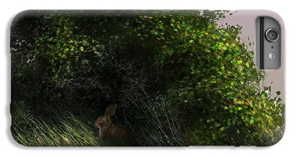 Rabbit iPhone 6 Plus Case - Cottontail by Aaron Blaise
