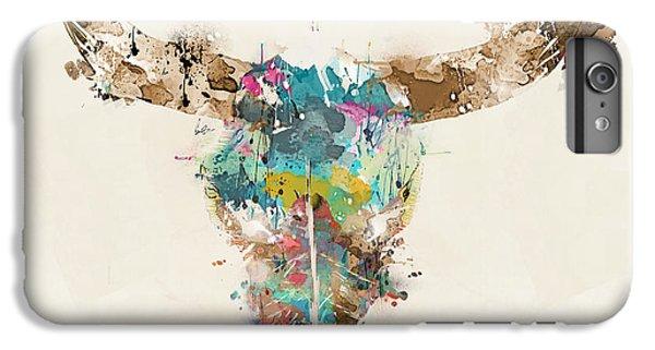 Cow Skull IPhone 6 Plus Case