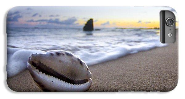 Water Ocean iPhone 6 Plus Case - Cowrie Sunrise by Sean Davey