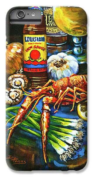 Crawfish Fixin's IPhone 6 Plus Case