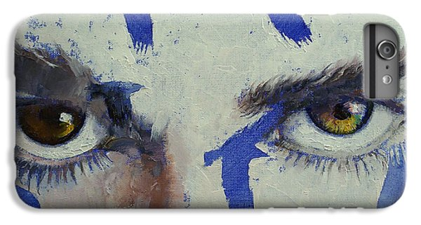Crows IPhone 6 Plus Case by Michael Creese