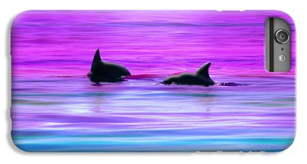 iPhone 6 Plus Case - Cruisin' Together by Holly Kempe