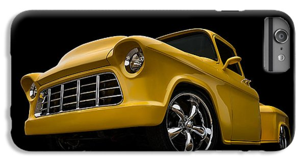 Truck iPhone 6 Plus Case - Cut '55 by Douglas Pittman