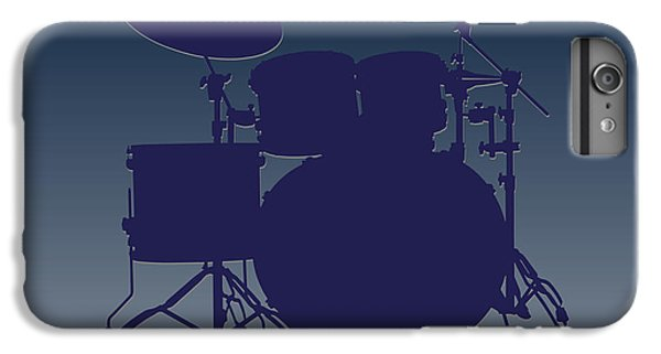 Dallas Cowboys Drum Set IPhone 6 Plus Case by Joe Hamilton