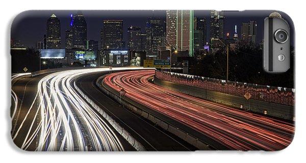 Dallas Night IPhone 6 Plus Case by Rick Berk