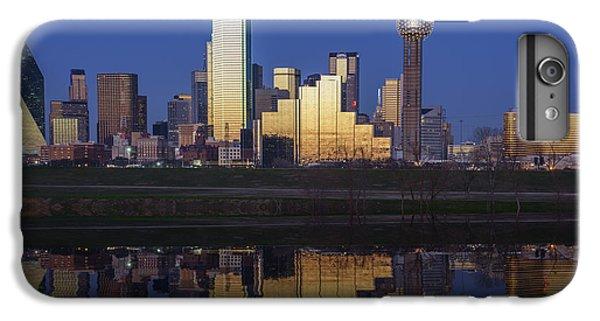 Dallas Twilight IPhone 6 Plus Case by Rick Berk
