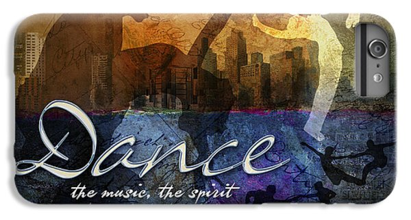 Dance Bright Colors IPhone 6 Plus Case