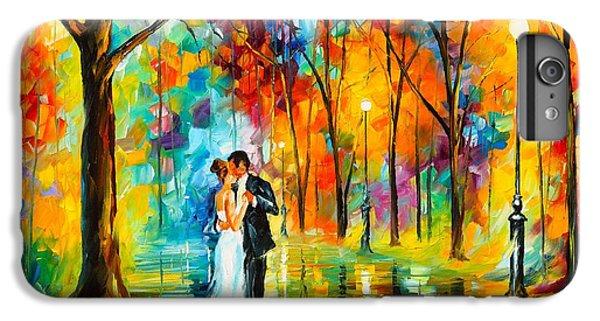 Afremov iPhone 6 Plus Case - Dance Of Love by Leonid Afremov