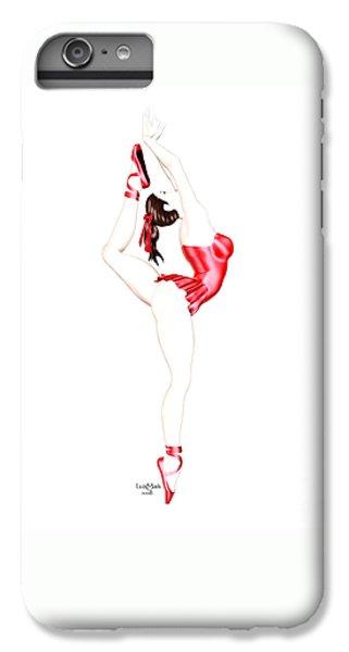 Luxmaris iPhone 6 Plus Case - Dancer by Renate Janssen