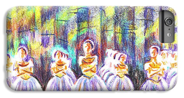 Dancers In The Forest IPhone 6 Plus Case