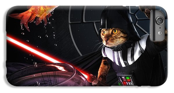 Darth Sushi IPhone 6 Plus Case