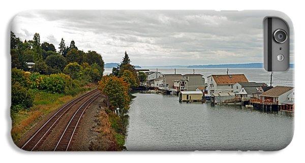 Day Island Bridge View 3 IPhone 6 Plus Case by Anthony Baatz