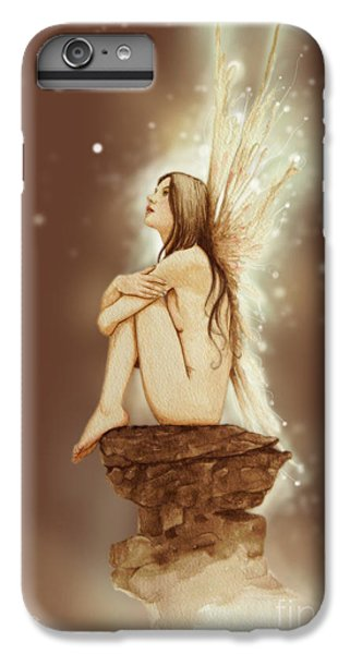 Fantasy iPhone 6 Plus Case - Daydreaming Faerie by John Silver