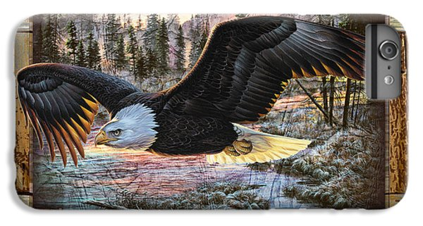Eagle iPhone 6 Plus Case - Deco Eagle by JQ Licensing