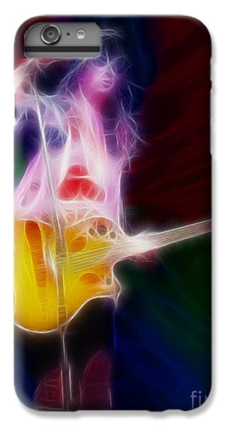 Deff Leppard-adrenalize-joe-gf25-fractal IPhone 6 Plus Case