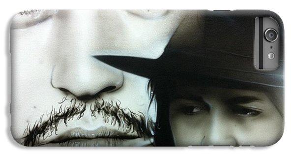 Johnny Depp - ' Depp ' IPhone 6 Plus Case