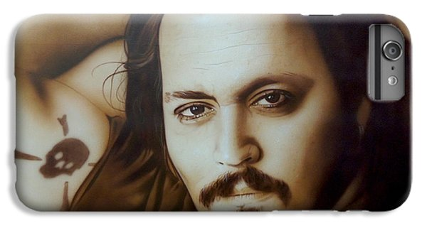 Depp II  IPhone 6 Plus Case