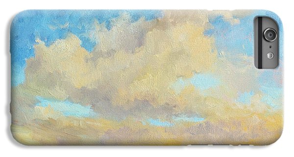 Mountain Sunset iPhone 6 Plus Case - Desert Clouds by Diane McClary