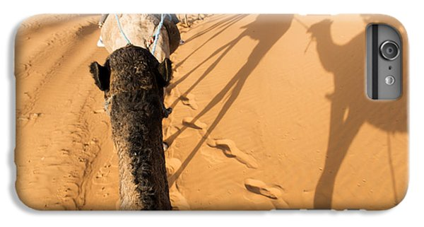 Desert iPhone 6 Plus Case - Desert Excursion by Yuri San
